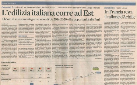 il sole 24 ore intervista l ing bottoli